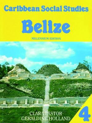 Caribbean Social Studies 4: Belize (Paperback)