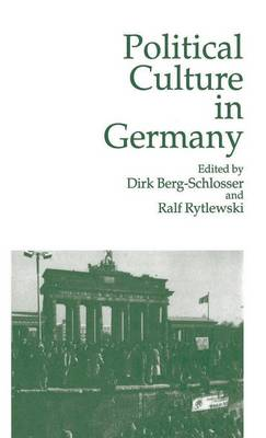 Political Culture in Germany (Hardback)