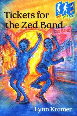 Tickets for Zed Band - Hop Step Jump S. (Paperback)