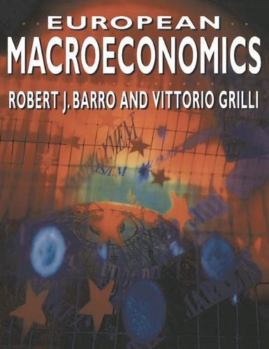 European Macroeconomics (Paperback)