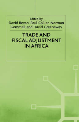 Trade and Fiscal Adjustment in Africa (Hardback)