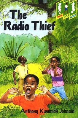 The Radio Thief: Level 2 - Hop, Step, Jump (Paperback)
