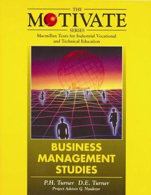 Business Management Studies - Motivate Series (Paperback)
