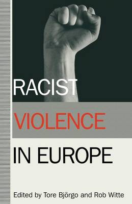 Racist Violence in Europe (Paperback)