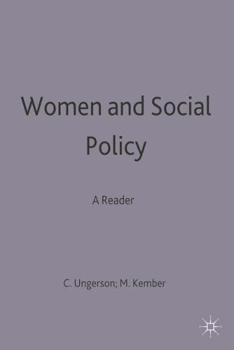 Women and Social Policy: A Reader - Women in Society: A Feminist List (Paperback)