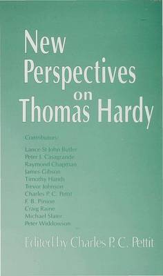 New Perspectives on Thomas Hardy (Hardback)