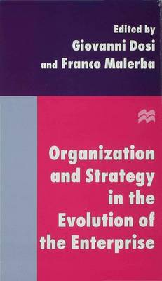 Organization and Strategy in the Evolution of the Enterprise (Hardback)