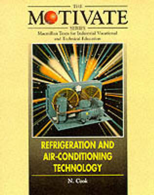 Refrigeration and Air-conditioning Technology - Motivate S. (Paperback)