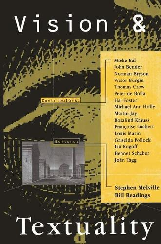 Vision and Textuality (Paperback)