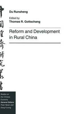 Reform and Development in Rural China - Studies on the Chinese Economy (Hardback)