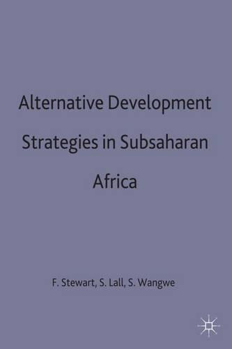 Alternative Development Strategies in Subsaharan Africa (Paperback)