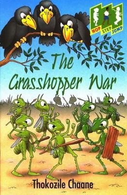 The Grasshopper War: Level 2 (Step) - Hop, step, jump (Paperback)
