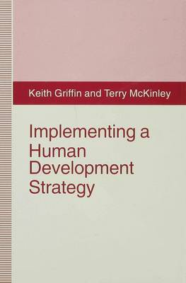 Implementing a Human Development Strategy (Hardback)