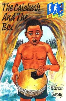 Calabash and the Box - Hop, Step, Jump (Paperback)