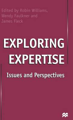 Exploring Expertise: Issues and Perspectives (Hardback)