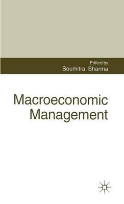 Macroeconomic Management (Hardback)