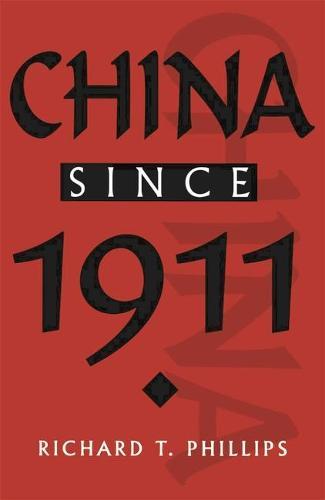 China since 1911 (Paperback)