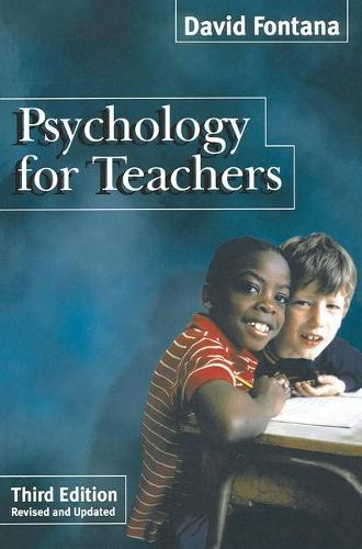 Psychology for Teachers - Psychology for Professional Groups (Paperback)