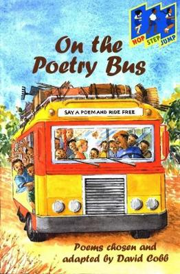 On the Poetry Bus - Hop, step, jump (Paperback)