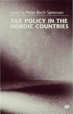 Tax Policy in the Nordic Countries (Hardback)