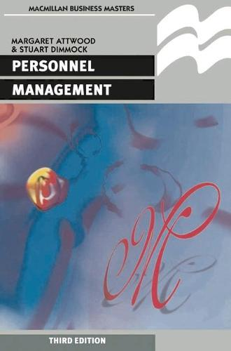 Personnel Management - Professional Masters (Business) (Paperback)