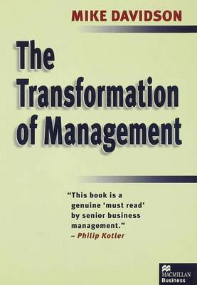 The Transformation of Management: On Grand Strategy (Hardback)