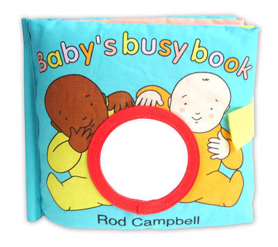 Baby's Busy Book (Rag book)