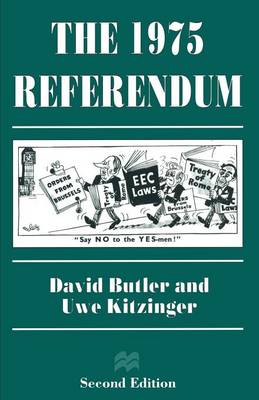 The 1975 Referendum (Paperback)