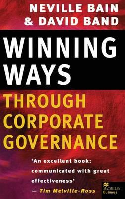 Winning Ways through Corporate Governance (Hardback)