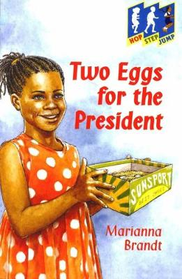 Two Eggs for the President (Paperback)