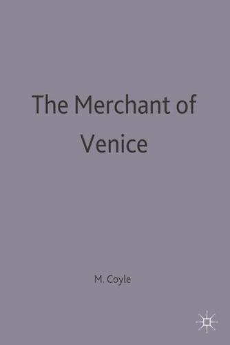 The Merchant of Venice: William Shakespeare - New Casebooks (Hardback)