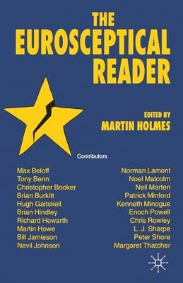 The Eurosceptical Reader (Paperback)