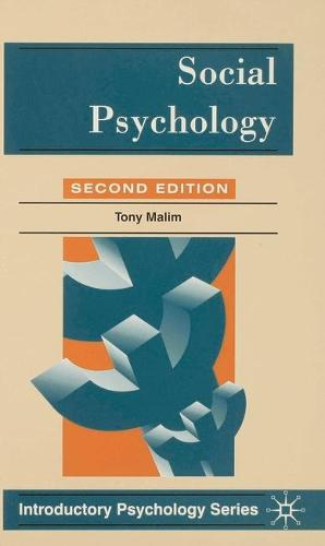 Social Psychology - Introductory Psychology Series (Paperback)