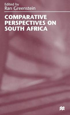 Comparative Perspectives on South Africa (Hardback)