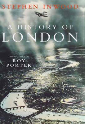 A History of London (Hardback)