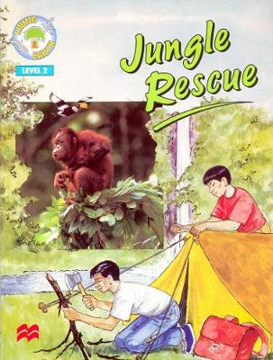 Jungle Rescue - Living Earth S. (Paperback)