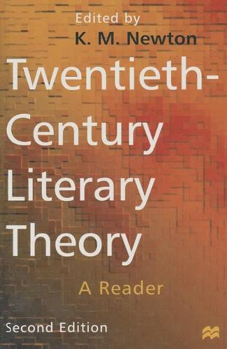 Twentieth-Century Literary Theory: A Reader (Paperback)
