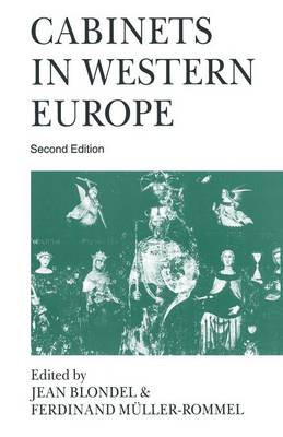Cabinets in Western Europe (Paperback)