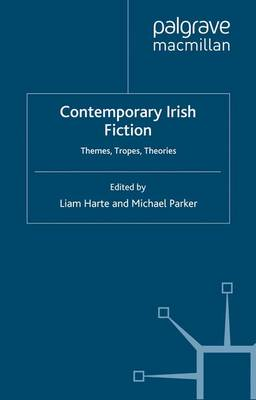 Contemporary Irish Fiction: Themes, Tropes, Theories (Paperback)