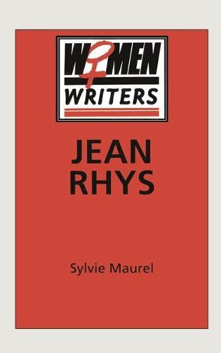 Jean Rhys - Women Writers (Hardback)