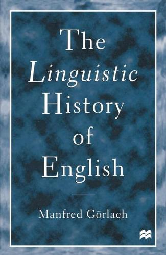 The Linguistic History of English: An Introduction (Paperback)