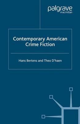 Contemporary American Crime Fiction - Crime Files (Paperback)
