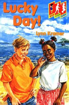 Lucky Day! - Hop, step, jump (Paperback)