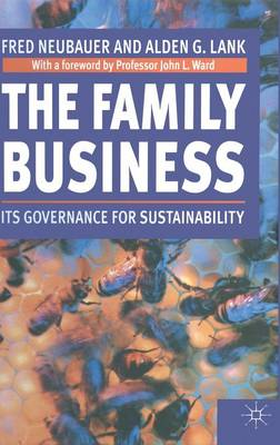 The Family Business: Its Governance for Sustainability (Hardback)