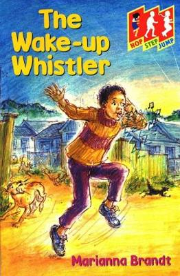 The Wake-up Whistler - Hop, step, jump (Paperback)