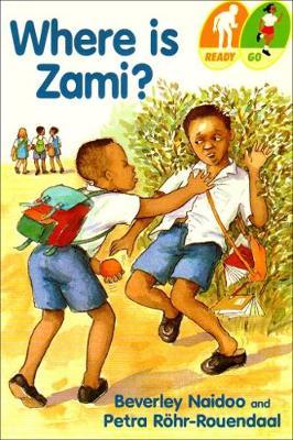 Where is Zami? - Ready...go (level 2: go) (Paperback)