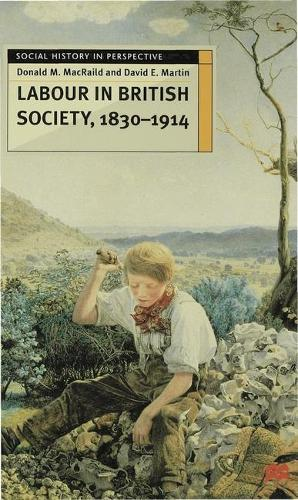 Labour in British Society, 1830-1914 - Social History in Perspective (Paperback)