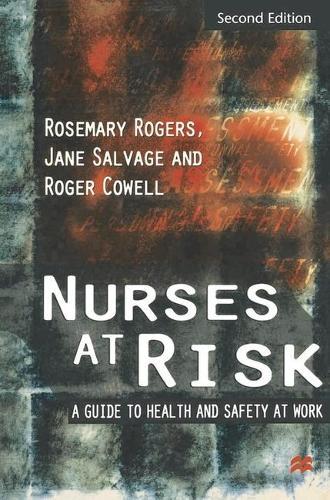 Nurses at Risk (Paperback)