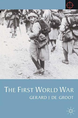 The First World War - Twentieth Century Wars (Paperback)