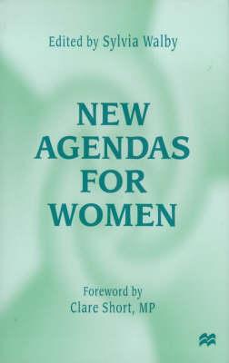 New Agendas for Women (Hardback)